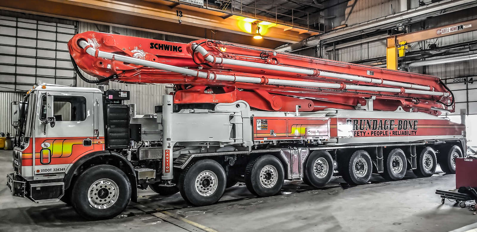 Heavy trucks: Suspension & steering systems | Simard